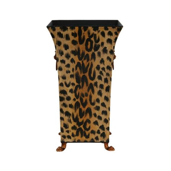 Schirmständer Leopard